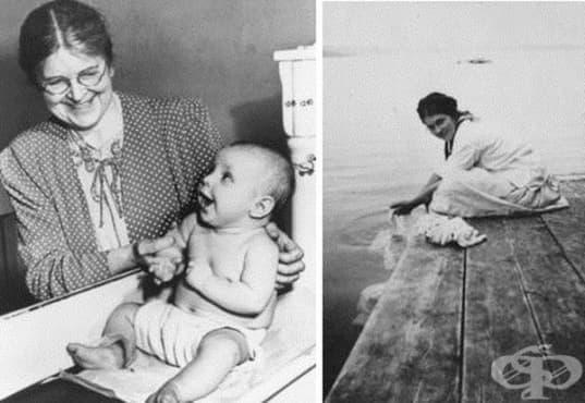 Марта Елиът и ролята й за развитието на педиатрията през 20-ти век  - изображение