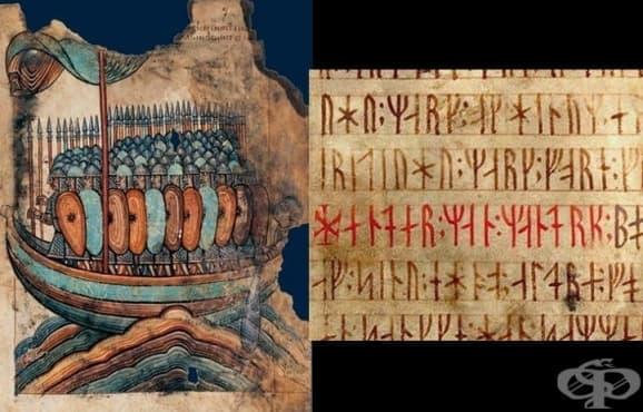 Медицината на англосаксонците и викингите - изображение