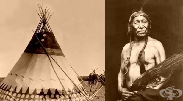 Медицината на северноамериканските индиански племена – част 1 - изображение