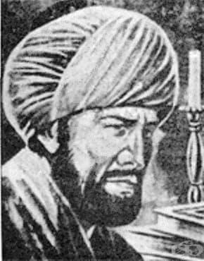 Медицинска практика от X век на арабския лекар Алгизар  - изображение