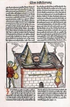 Медицинският труд Liber de arte distillandi de simplicibus от 1500г. и ролята му като ценен исторически източник  - изображение
