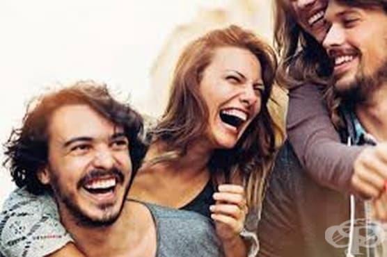 Изследване от 2005 г., проверяващо дали смехът е най-доброто лекарство - изображение