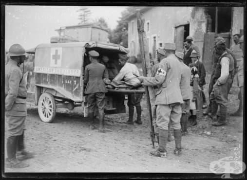 Как Първата Световна война революционизира медицината - изображение