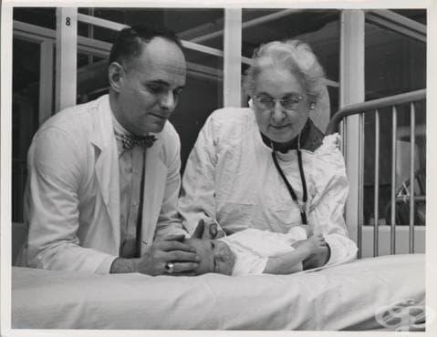 Метод за оценка на новородените от Вирджиния Апгар от 1953 година - изображение