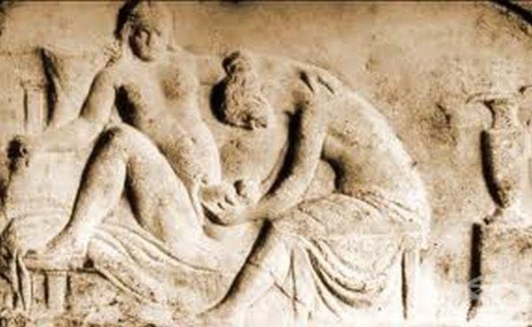 Методи за контрол на раждаемостта в Древна Елада от 421 г.пр. Хр. - изображение