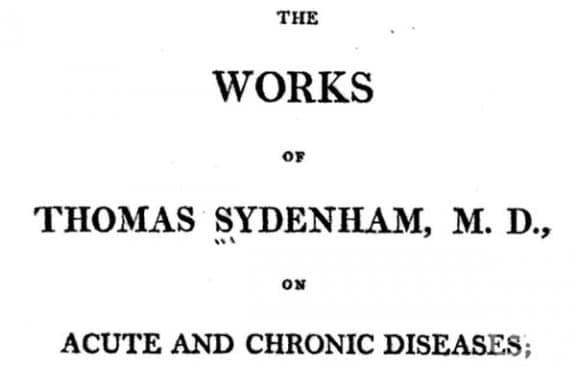 Методи за лечение на астма от Томас Сиденхайм - изображение