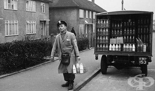 Преди 150 години млякото е заклеймено като отрова - изображение