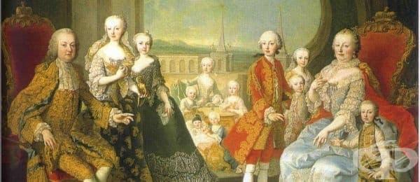 Могъщите фамилии в историята, разрушени от кръвосмешение – част 1   - изображение