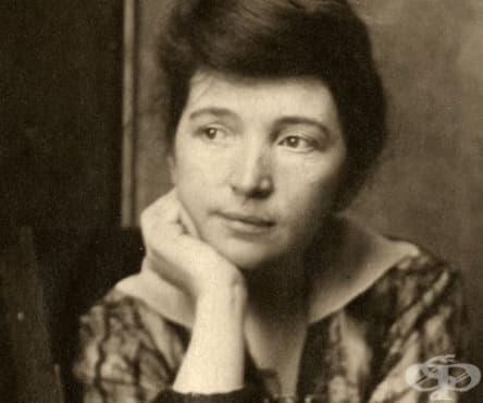 Начало на движението за контрол на раждаемостта на Маргарет Сангър в САЩ през 20-ти век  - изображение