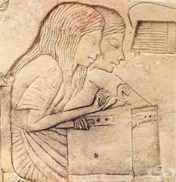 Най-известните жени лекари в Древен Египет  - изображение