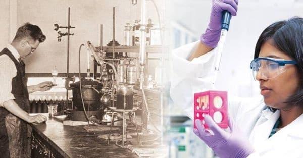 """Напредъкът на """"Абот Лабораторис"""" през 90-те години на 20-ти век - изображение"""