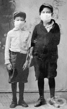 Нива на смъртността от испански грип - изображение