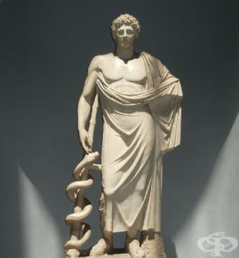 Нумизматични находки по нашите земи от времето на римската империя, разкриващи факти за здравеносните божества при траките - изображение
