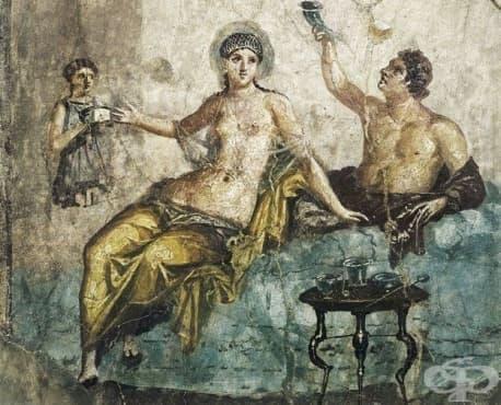 Оловото като отрова: от древността до наши дни - изображение