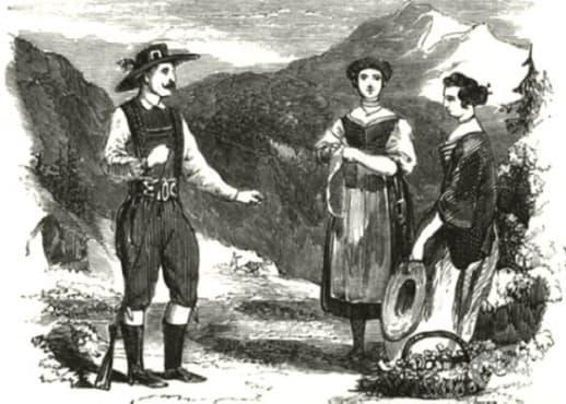 """Токсикофагите - """"медицинското чудо"""" от Южна Австрия през 19-ти век - изображение"""