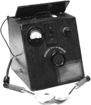 Опит, подпомогнал разработването на дефибрилатора - изображение