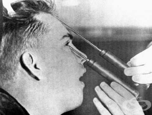 Опит за отнемане на Нобеловата награда на д-р Мониш - изображение