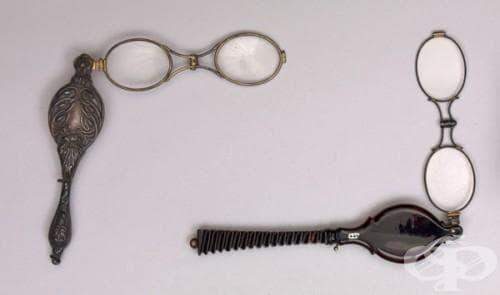 Оптични инструменти от XIV - XX век - изображение