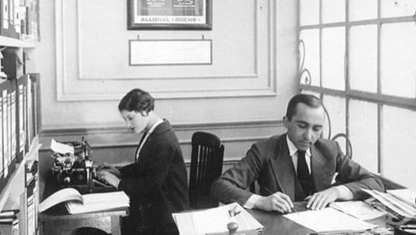 """Основаване на """"Рош"""" през 1896г. и развитие на компанията до 1919г.  - изображение"""