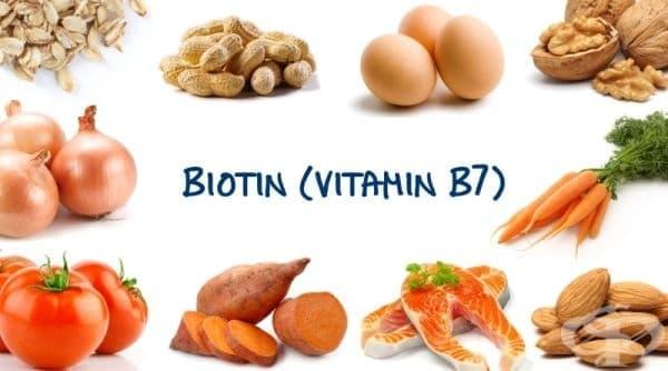 Откритие на витамин Н в края на 20-ти век - изображение