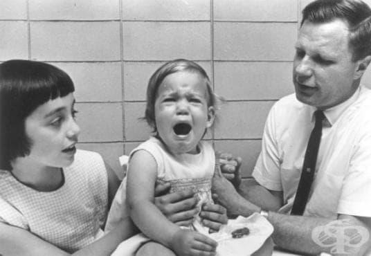 Откриване на причинителя на заушката и създаване на ваксина срещу инфекциозното заболяване  - изображение