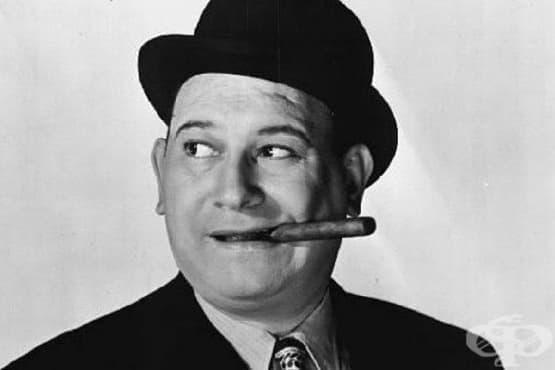 Хари Айнстайн - комикът, чиято смърт на сцената е посрещната с овации - изображение