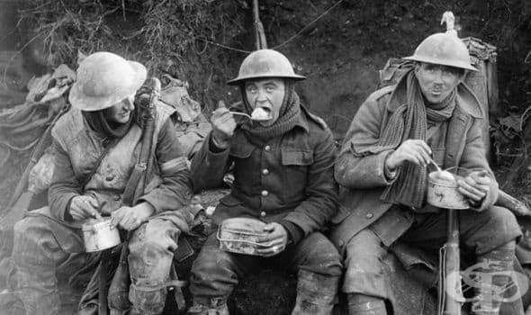 От пшеничени сухари до Говеждо Бургиньон - военната храна през Новото време (част 1) - изображение