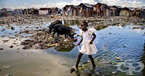 Периоди на разпространение на холерата в карибските островни държави - изображение