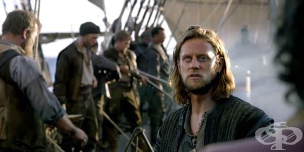 Скорбутът - истинското проклятие на пиратите - изображение