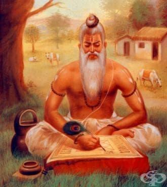 Писмени източници, разказващи за естеството на древноиндийската медицина - изображение