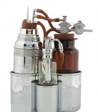 Инхалатор на Шипуей от 1916 година - изображение