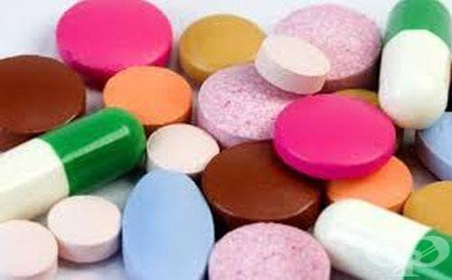 Поява на капсулите, сашетата и таблетките - изображение