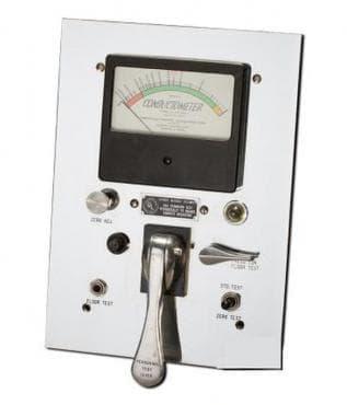 Поява на кондуктометрите от 1950 година като част от оборудването в операционните зали - изображение