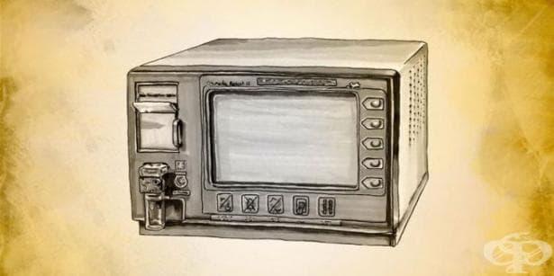 Поява на монитора Rascal II през 1986 година - изображение