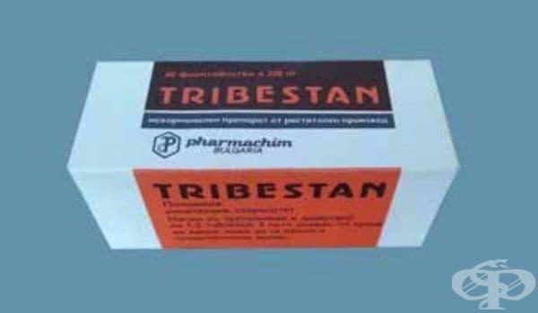 """Появата на препарата """"Трибестан"""" на фармацевтичния пазар у нас  - изображение"""