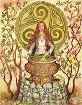 Познания и закони от миналото, станали част от историята на медицината на келтите  - изображение