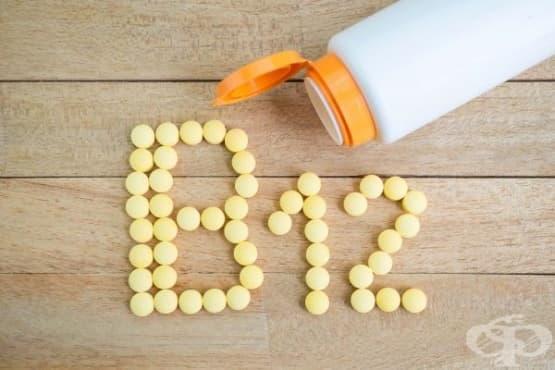 Предпоставки, довели до синтезирането на витамин B12  - изображение