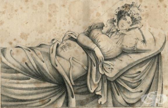 Ранни опити за извършването на цезарово сечение  - изображение