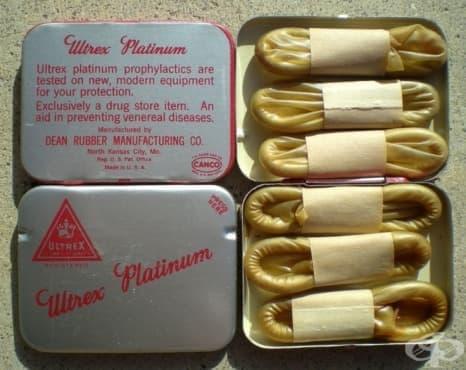 Защо американците популяризират презервативите по време на Втората световна война - изображение