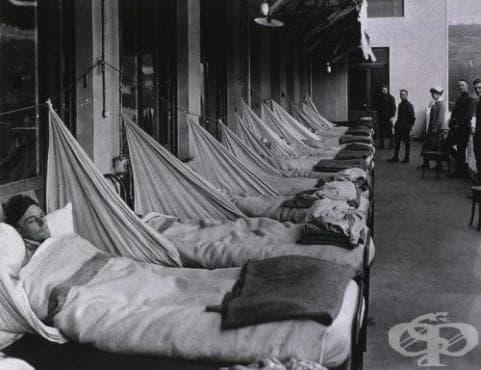 Причини за забравата на испанския грип - изображение