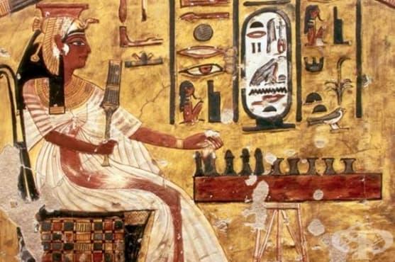 Прием, режими, дозиране и съставки на староегипетските лекарства, описани в древни медицински документи   - изображение