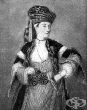 Принос на Мери Монтегю към въвеждането на вариолизацията в Англия - изображение