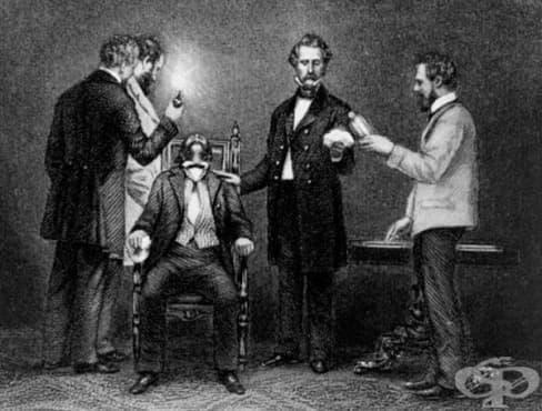 Уилям Мортън и приносът му към анестезиологията - част 1 - изображение
