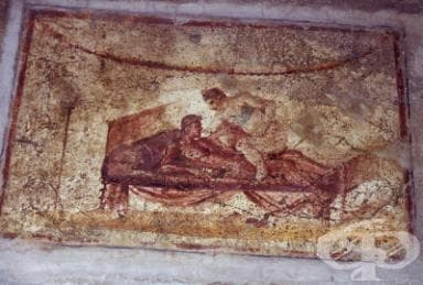 Проституцията в древен Рим - изображение