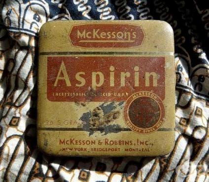 Проучвания от 1974 до 1998 година, важни за развитието на аспирина - изображение