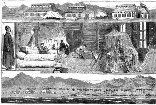Първа холерна пандемия през 1817 година - изображение