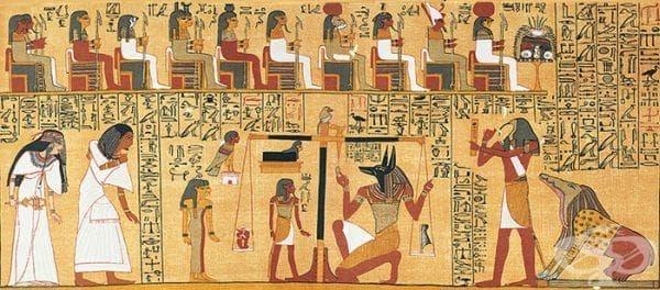 Еберс папирус - първата запазена рецепта за лечение на нефрологични заболявания в Древния Египет - изображение