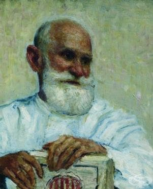 Работа на Иван Павлов до 1923 година - изображение