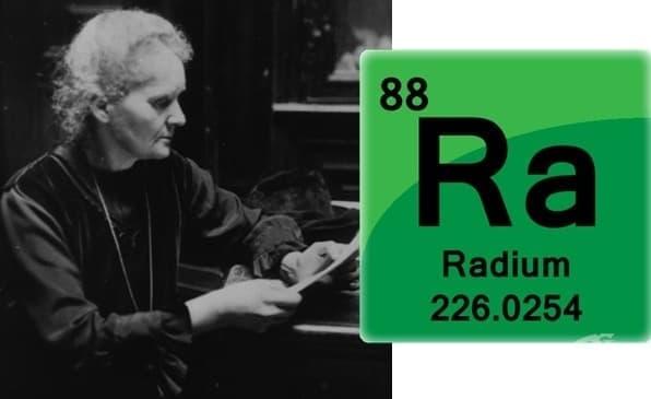 Ужасяващите последствия от употребата на радий в ежедневието в началото на XX век - изображение