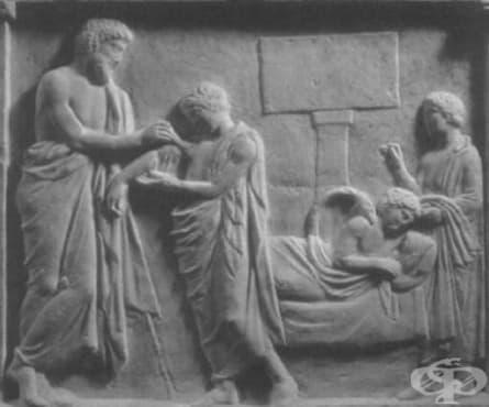 Ранни описания на детски инфекциозни заболявания, направени от известни древни медици - изображение